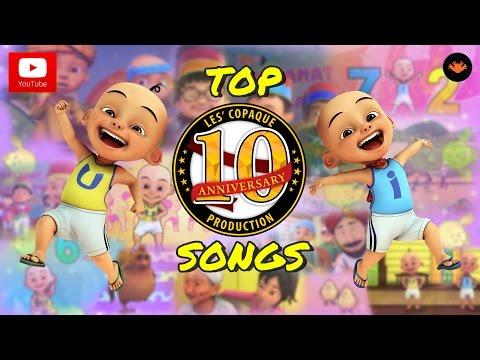 Upin & Ipin Top 10 - Songs From Upin & Ipin Series