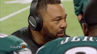 Eagles vs. Patriots Mic'd Up 'You Want Philly Philly