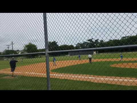 Hit! Marcus 5th grade baseball