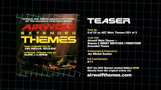 AIRWOLF Extended Themes CD1 Track 9 Teaser - Airwolf Theme Season 2 SWEET BRITCHES / FIRESTORM Ext