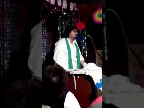 Zakir Syed Salman Shah Of Sialkot