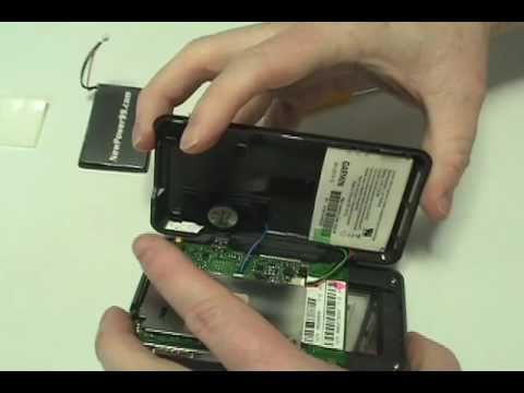 How To Replace Your Garmin Nuvi 760 Battery