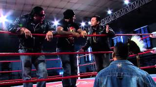 Hell Brothers y Perros del Mal - AAA Sin Límite - Lucha Libre AAA