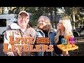 Connor & Larry Learn to Level an RV - Lynx Levelers - RV Leveling System