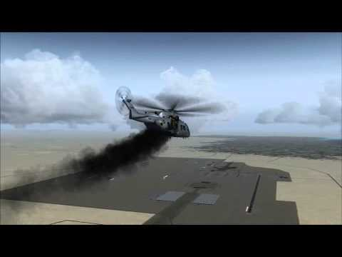 USAF Helicopter Crash Saudi Arabia
