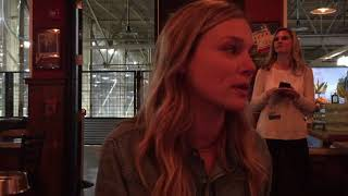 One Chicago Day 2017: Tracy Spiridakos on CHICAGO PD