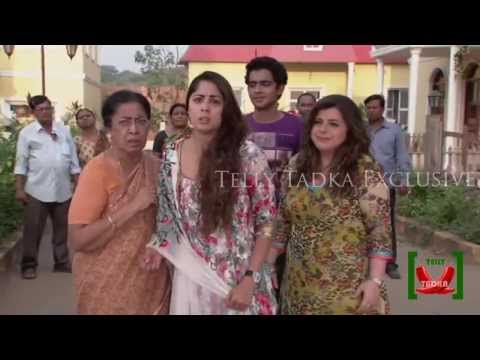 Kehta Hai Dil - Jee Le Zara - 4th December - Dv Fights With Goons video