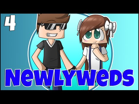 Minecraft Newly Weds Season 2 FIRST TIME Ep 4