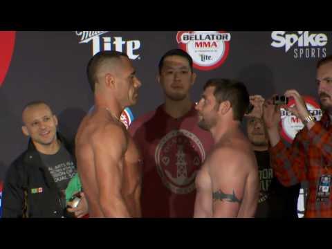 Bellator 174 LIVE Weigh Ins
