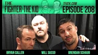 The Fighter and the Kid - Episode 208: Will Sasso