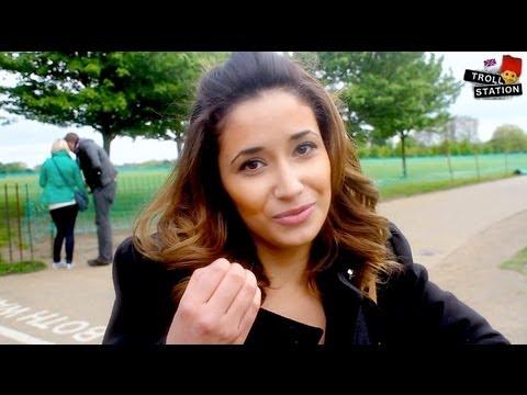 Speaking Pervy Portuguese In Public video