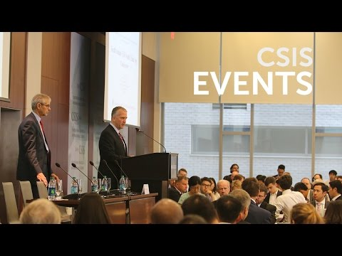Sixth Annual CSIS South China Sea Conference: Briefing & Senator Dan Sullivan Keynote Speech