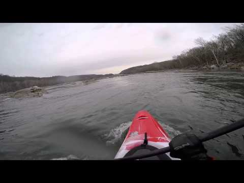 Harpers Ferry Boater X Course