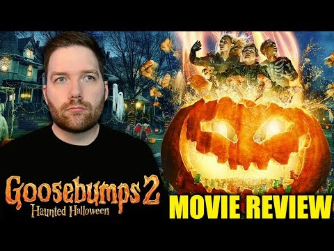 Goosebumps 2: Haunted Halloween - Movie Review