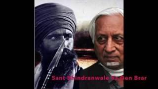 download lagu Sant Bhindranwale Vs Gen Brar   Jagowale Ft gratis