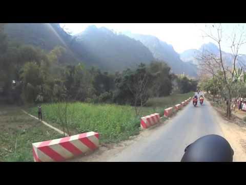 Amazing Vietnam Motorbike Tour 2016