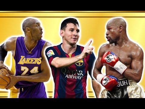 Top 10 Richest Sportsmen In The World | Forbes Rich List 2015