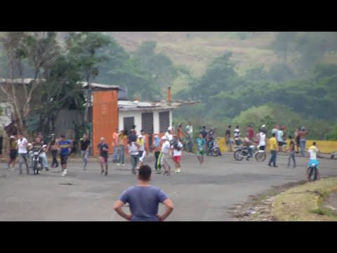 ATAQUE tupamaros guardia nacional las vegas de tariba estado TACHIRA