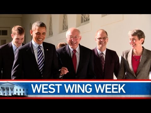 West Wing Week: 02/08/13 or: