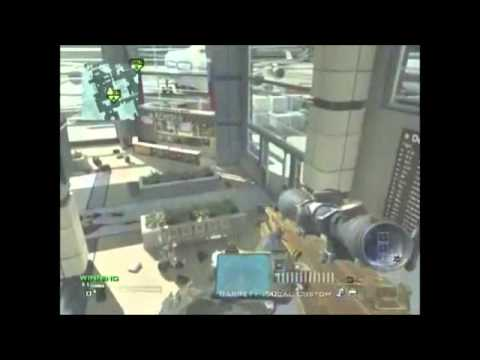 COD mw3 trickshot montage(improved)