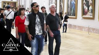 Daddy Yankee - Daria - Turisteo Paris [Behind the Scenes]
