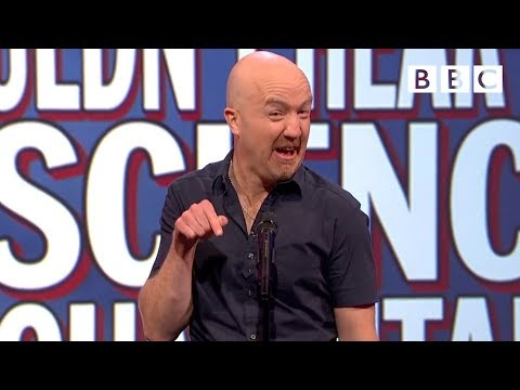 Things you wouldn't hear on a science documentary | Mock the Week - BBC