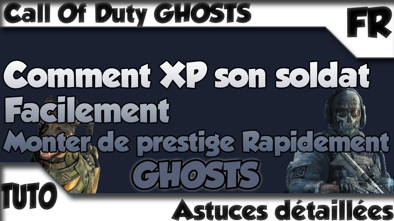 comment devenir fort sur ghost