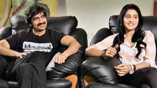 Power Movie Special Interview || Ravi Teja ||  Regina Cassandra || 03