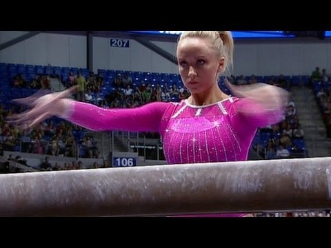 Nastia Liukin at 2012 Visa Championship - night 1 routines