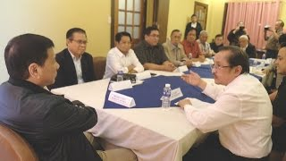 MILF & MNLF All-out Support to Duterte Administration (Part-1)