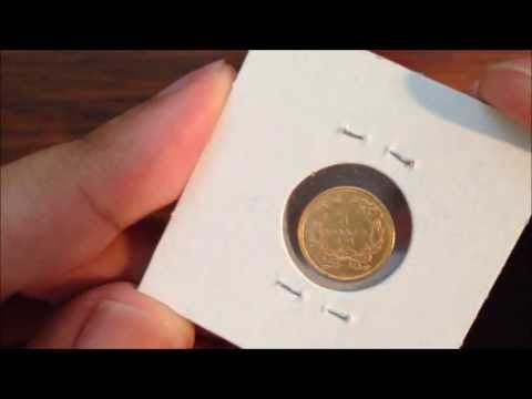 Gold New Buys - Numismatic Coin: USA Gold coin and California Gold pieces