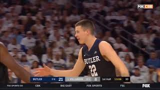 (NCAAM) Butler Bulldogs at #1 Villanova Wildcats in 40 Minutes (2/10/18)