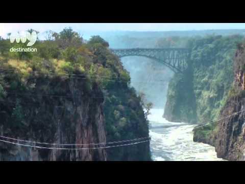 Adventure in Zimbabwe / Victoria Falls - Africa travel video 2012