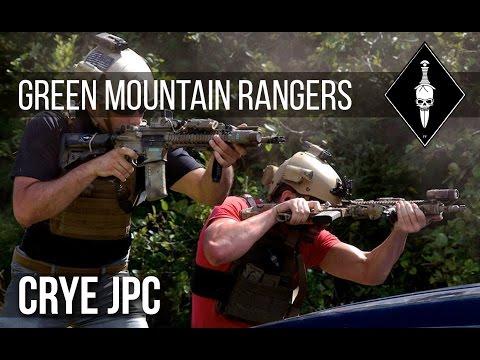 Green Mountain Rangers : Crye Precision JPC - Cummerbund Mod