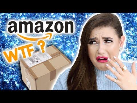 Krankes AMAZON Überraschungspaket mit Maren Vivien ❌ Unpacking die unnötigsten Artikel