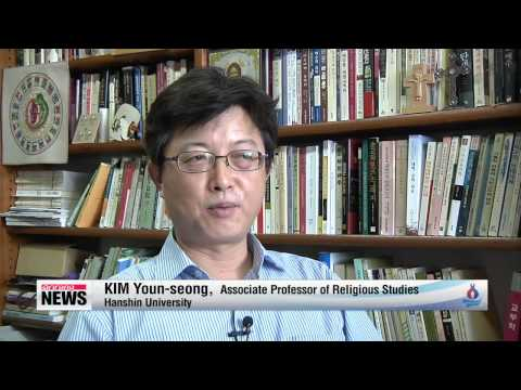 ARIRANG NEWS 18:00  Pope Francis holds first mass in Daejon, Korea; Prays for Sewol victims