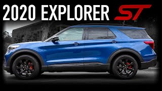 Don't Buy the 2020 Ford Explorer ST Without Watching this Review
