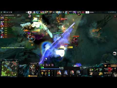 DSL - Group B - DK vs Rising Stars - Game 2