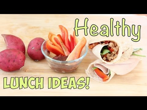 Healthy School Lunch Ideas | FOOD BITES