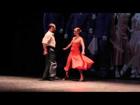 SIDI LARBI CHERKAOUI Milonga - A Tango Project