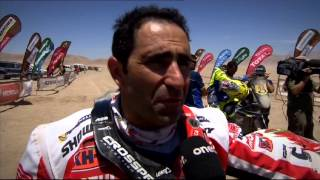 ORLEN Team  Dakar 2015: stage 5