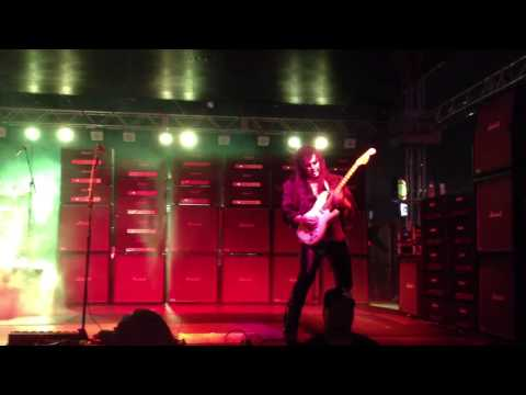 Yngwie Malmsteen @ Houston Texas