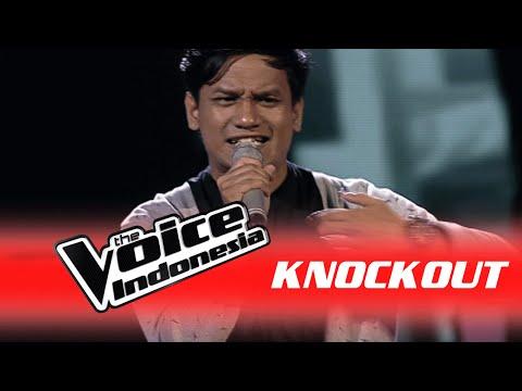 "Maruli Liasna  ""Over and Over Again"" I Knockout I The Voice Indonesia 2016"