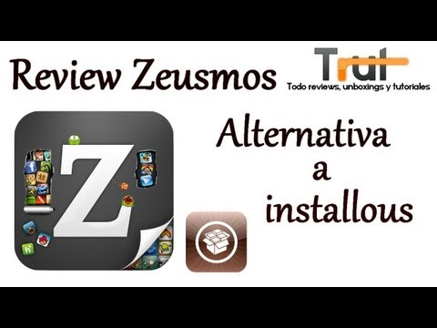 Zeusmos | Alternativa a Installous (Cydia Tweak), Review en Español