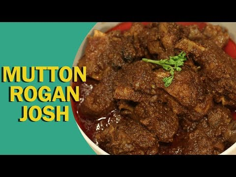 Mutton Rogan Josh | Authentic Mutton Rogan |  मटन रोगन जोश | Mutton Recipe | Food Tak