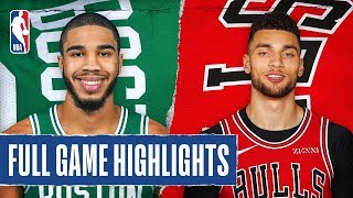 CELTICS at BULLS | FULL GAME HIGHLIGHTS | January 4, 2020