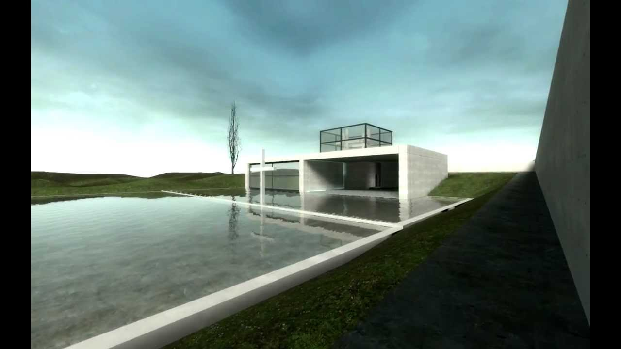 Tadao Ando S Church On The Water In Source Sdk Test