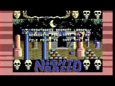 Nightbreed c64