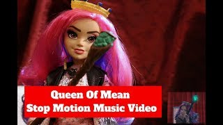Download lagu Queen Of Mean Stop Motion