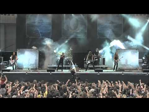 Amorphis - Silver Brid (Live @ Masters Of Rock, 2011)